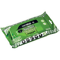 Dirteeze Bamboo Eco Degreaser Wet Wipes 25 Sheets DGBF25