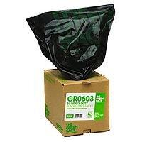 The Green Sack Black Rubble Sack in Dispenser Pack of 30 VHPGR0603