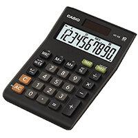 Casio MS-10B 10 Digit Desktop Calculator MS-10B-S-EC