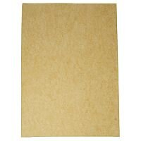 300x275mm 50gsm Unbleached Greaseproof Paper Sheets Pack of 500