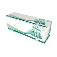 2Work Whiteboard Eraser Refill Pads Pack of 10