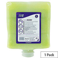 Deb Solopol Lime Hand Wash 2 Litre Cartridge (Pack 1) LIM2L
