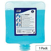 Deb Estesol Lotion Hand Wash 2 Litre Cartridge LTW2LT