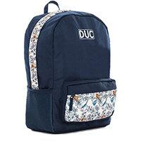 DUC Backpack Robin Medium School Bag Navy 20L