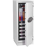 Phoenix Data Commander DS4622E Size 2 Data Safe with Electronic Lock White 228L 120min Fire Protection