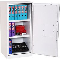 Phoenix Fire Ranger FS1511E Size 1 Fire Safe with Electronic Lock White 230L 30min Fire Protection