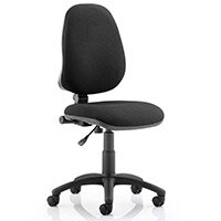 Eclipse I Lever Task Operator Office Chair Black