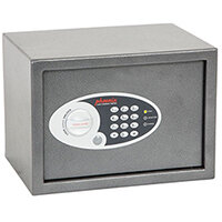 Phoenix Dione SS0301E 16L Security Safe With Electronic Lock Metalic Graphite