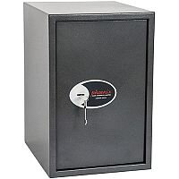 Phoenix Vela Home & Office SS0805K Size 5 Security Safe with Key Lock Metalic Graphite 88L