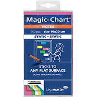 Legamaster Magic Notes 20X10cm Pack of 500 7-159499