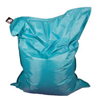 Elephant Jumbo Indoor & Outdoor Use Bean Bag 1750x1350mm Ocean Turquoise
