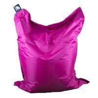 Elephant  Junior Indoor & Outdoor Use Kids Size Bean Bag 1400x1100mm Shocking Pink