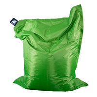 Elephant  Junior Indoor & Outdoor Use Kids Size Bean Bag 1400x1100mm Zingy LIme