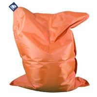Elephant  Junior Indoor & Outdoor Use Kids Size Bean Bag 1400x1100mm Zesty Orange