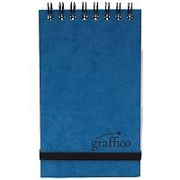 Graffico Twin Wire Pocket Notebook A7 120 Pages