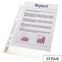 Esselte Copysafe Pocket A5 75 Micron Pk 25 47183