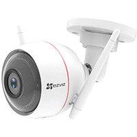 EZVIZ HD Outdoor Smart Security Cam/Siren/Light CS-CV310-A0-1B2WFR