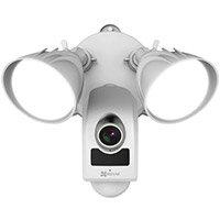 EZVIZ Full HD Outdoor Security Camera/Light White CS-LC1-A0-1B2WPFRL