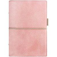 Filofax Domino Soft Personal Organiser Diary Pale Pink 22577