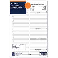 Filofax Refill Day Per Page A4 2022 22-68719