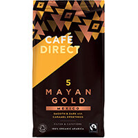 Cafedirect Mayan Gold Coffee 227g FCR1021
