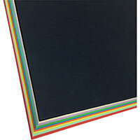 Graffico Display Paper 225 x 320mm Assorted Pack of 200 EDPSRA4
