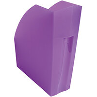 Iderama Magazine File Purple 18019D