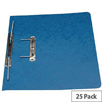 Europa Blue Spiral File A4 Pack of 25