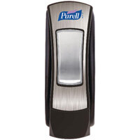 Purell ADX-12 Hand Wash Dispenser Capacity 1200ml Chrome/Black 8828-06