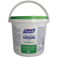 Purell Hand & Surface Sanitising Wipes 225 Pack 92206-06-EEU
