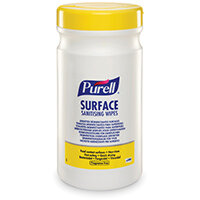 Purell Surface Sanitising Wipes Pack of 200 95104-06-EEU