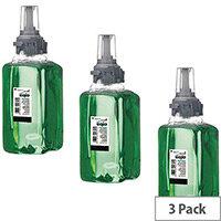 Gojo Forestberry Foam Hand Wash ADX-12 1250ml Refill Cartridges (Pack 3) 8816-03-EEU