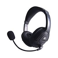 Computer Gear Econ Stereo Headset Boom Mic 24-1512