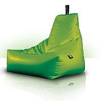 Mini Bean Bag Chair Green