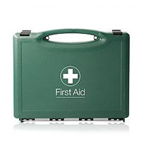 Green Box First Aid Kit 1-5 Person