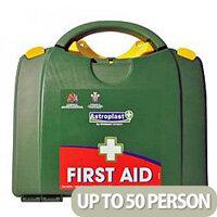 Green Box HSE 21-50 Person First Aid Kit Food Hygiene 1003020