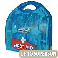 Mezzo HSE 21-50 Person First Aid Kit Food Hygiene 1003035