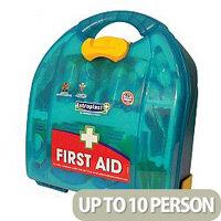 BSI Mezzo Medium First Aid Kit Food Hygiene Up to 10 Person 1003040