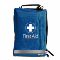 Eclipse 500 Series Compact Sports First Aid Kit Up to 20 Person Blue HA1025079B