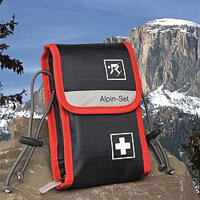 Holthaus Alpine-Set First Aid Bag For Skiers Up to 5 Person