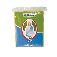 Astroplast Emergency First Aid Foil Blanket Pack of 1 4803009