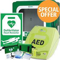 ZOLL AED Plus CPR OUTDOOR Defibrillator Bundle 5002002BO