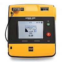 LIFEPAK 1000 Defibrillator Semi Automatic External Defibrillator Manual Mode 5005005