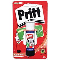 Pritt Stick 22G Medium Glue Sticks Pack of 12 1456074