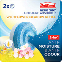 Unibond Aero 360 Wildflower Meadow Refill Pack of 2 2631292