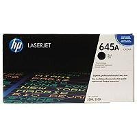 HP 645A Black LaserJet Toner Cartridge C9730A
