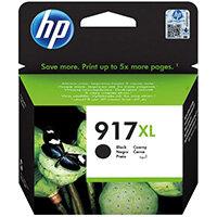 HP 917XL Ink Cartridge Black 3YL85AE