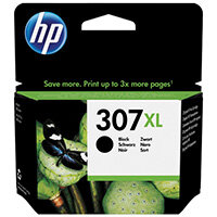 HP 307XL Extra High Yield Original Ink Cartridge Black 3YM64AE