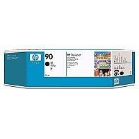 Hewlett Packard No90 Triple Pack Inkjet Cartridge Black C5095A