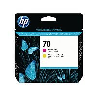 HP 70 Magenta/Yellow Print Head Twin Pack C9406A